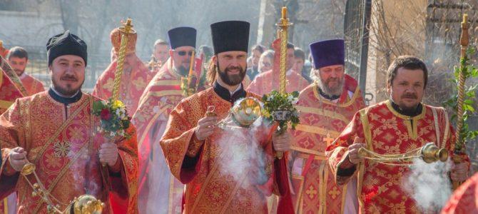Среда Светлой седмицы в храме свт. Луки Крымского